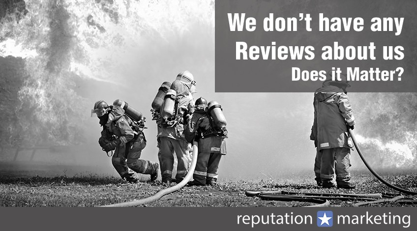 We don't have any Reviews about us, Does it Matter?
