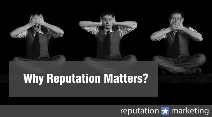 Why Reputation Matters?